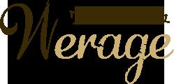 横浜メンズエスエステ Werage((ウィラージュ)  ロゴ